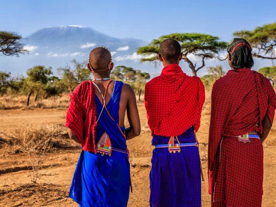 Viagem para África