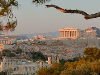 Acropolis II - Grécia